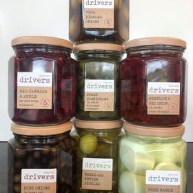 Jams, Spreads & Pickles